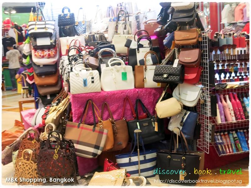 172a55ddb23 Shopping Spree at MBK Shopping Mall, Bangkok - Discover . Book . Travel