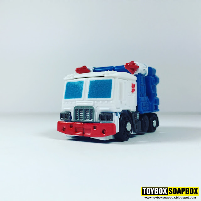 qtf05 ultra magnus vehicle mode q-transformers truck mode