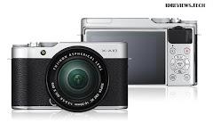 Spesifikasi Fujifilm X-A10