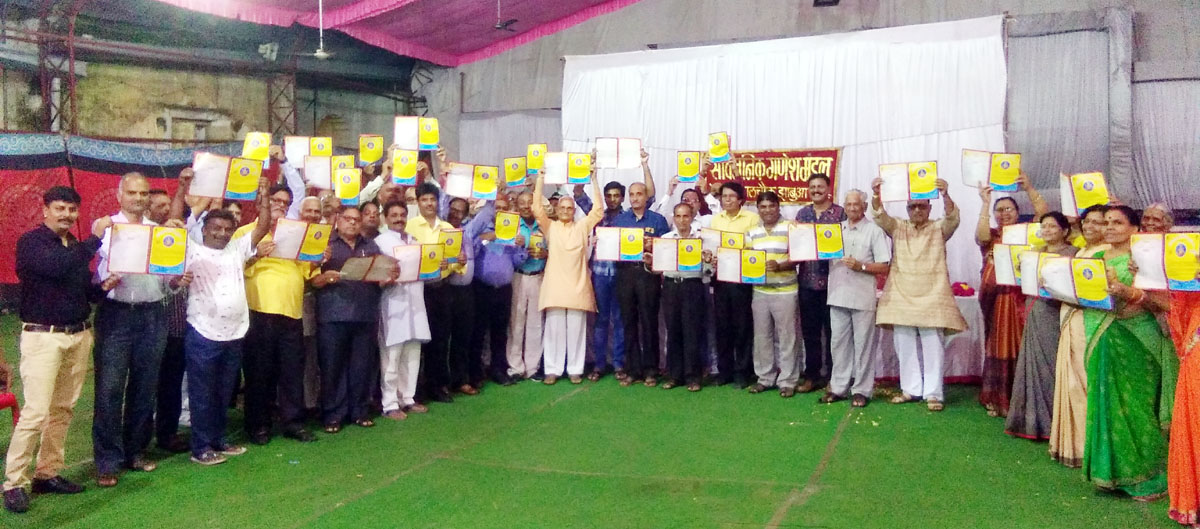 Jhabua News- रंगा रंग सांस्कृतिक एवं साहित्यिक कार्यक्रमों से आयोजित होगा 85 वा गणेशोत्सव