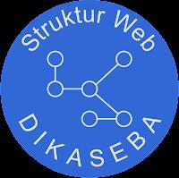 Struktur Web Dikaseba