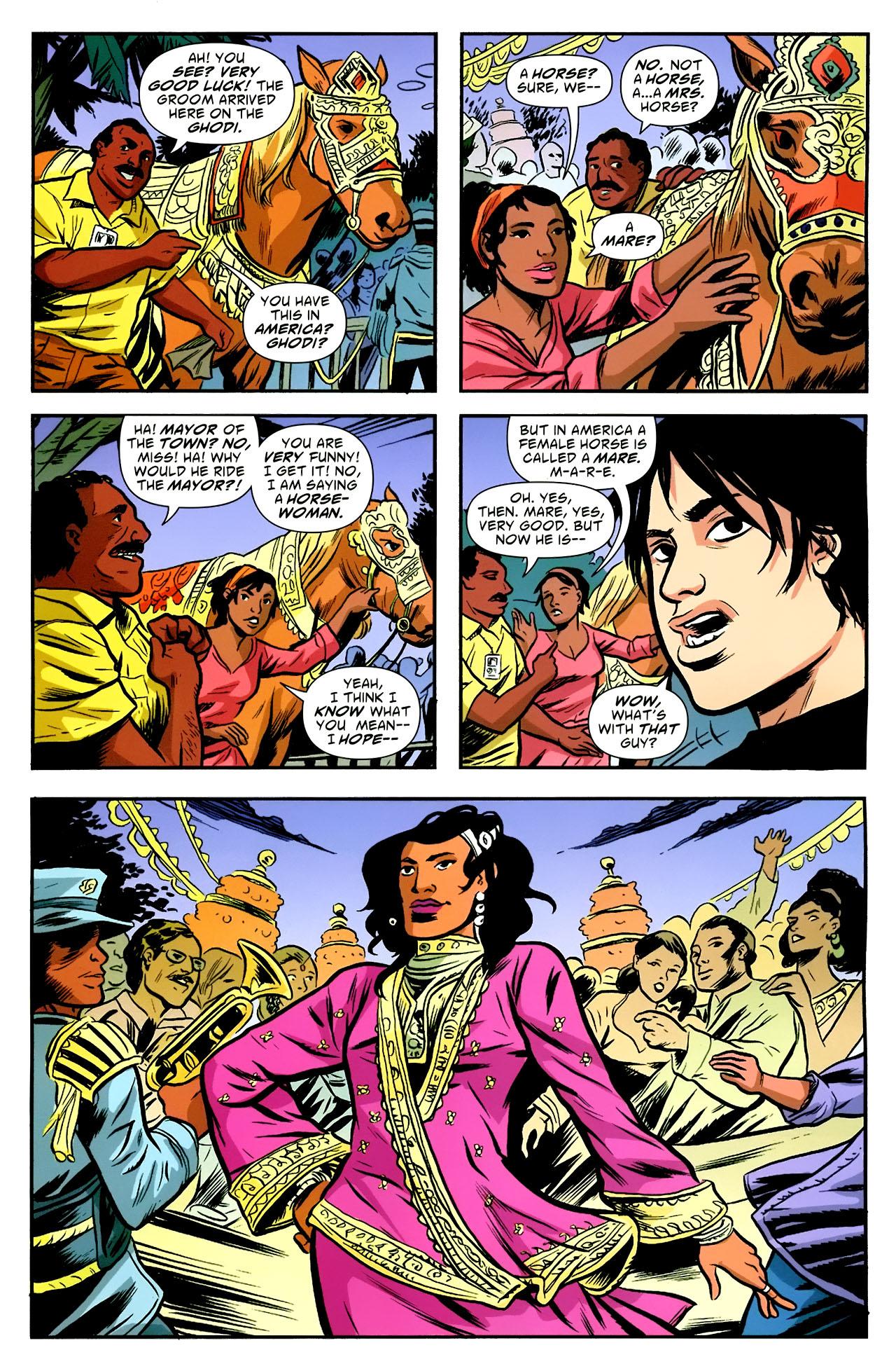 Read online American Virgin comic -  Issue #18 - 15