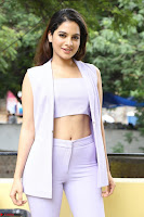 Tanya Hope in Crop top and Trousers Beautiful Pics at her Interview 13 7 2017 ~  Exclusive Celebrities Galleries 068.JPG