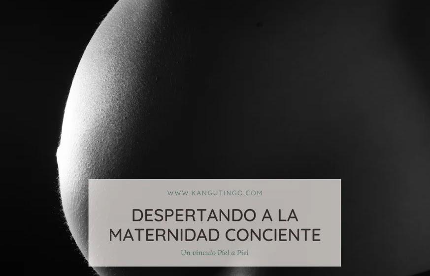 DESPERTANDO A LA MATERNIDAD CONSCIENTE