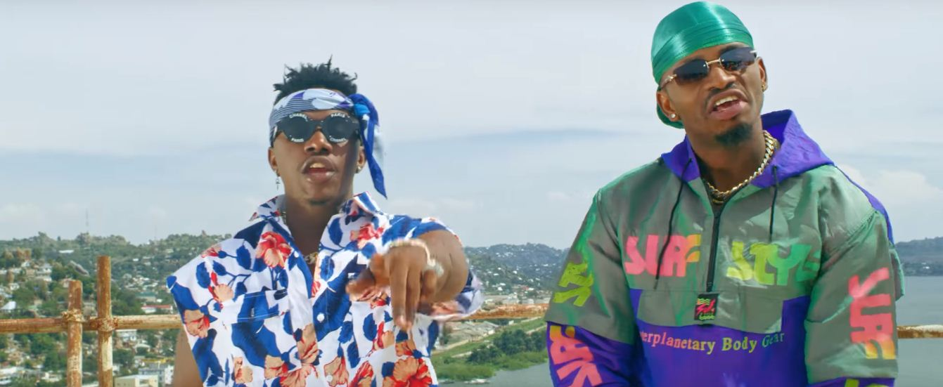 VIDEO:RAYVANNY FT DIAMOND PLATNUMZ-MWANZA.