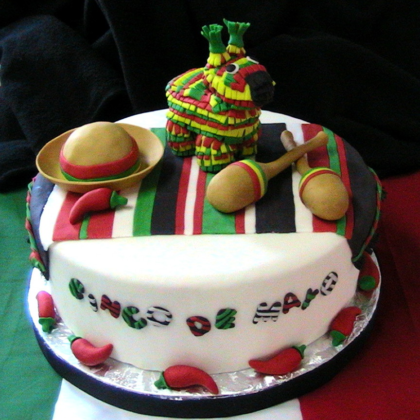 cinco de mayo cake s cakes edible june 2012 2950