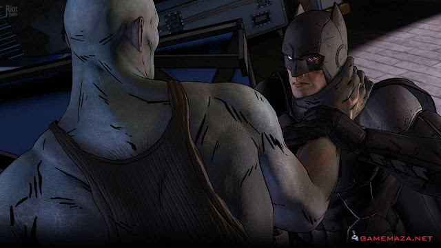 Batman Episode 2 Gameplay Screenshot 5