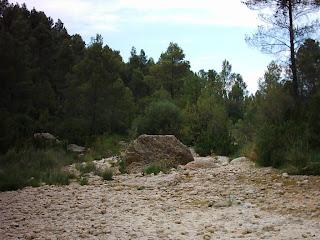 Algars, Algás, toll del vidre, Arnes, Tarragona, Lo Port, 2