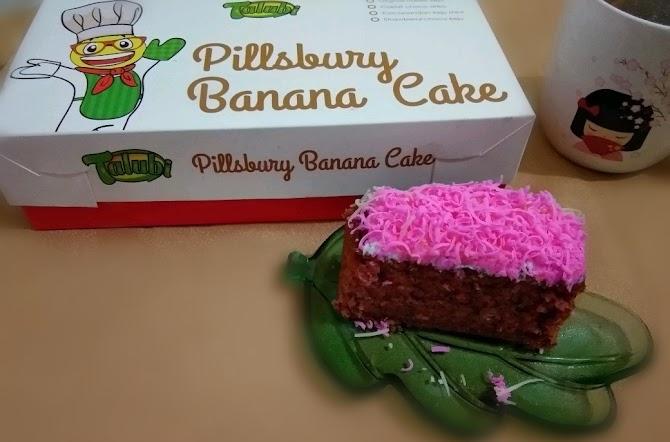 Pusat Oleh-Oleh Bogor Bika Bogor Talubi Pillsbury Banana Cake