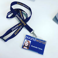 Poundworld Lanyard