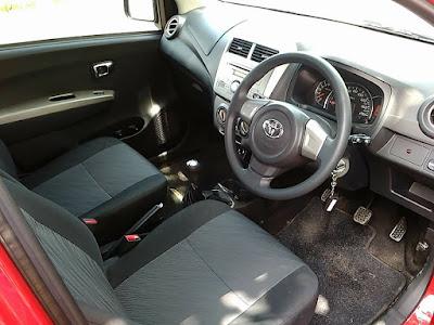 Toyota Agya TRD Sportivo 1.000cc Dohc vvti