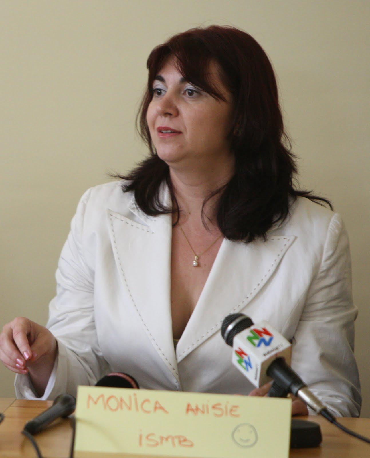 Monica Anisie, anunţ de ultimă oră pentru elevi şi...   Monica Anisie