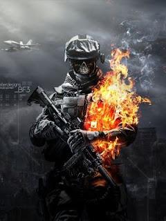 Battlefield Mobile Wallpaper