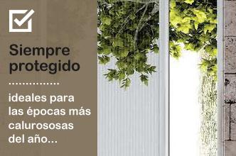 Venta e instalación de mosquiteras en Barcelona