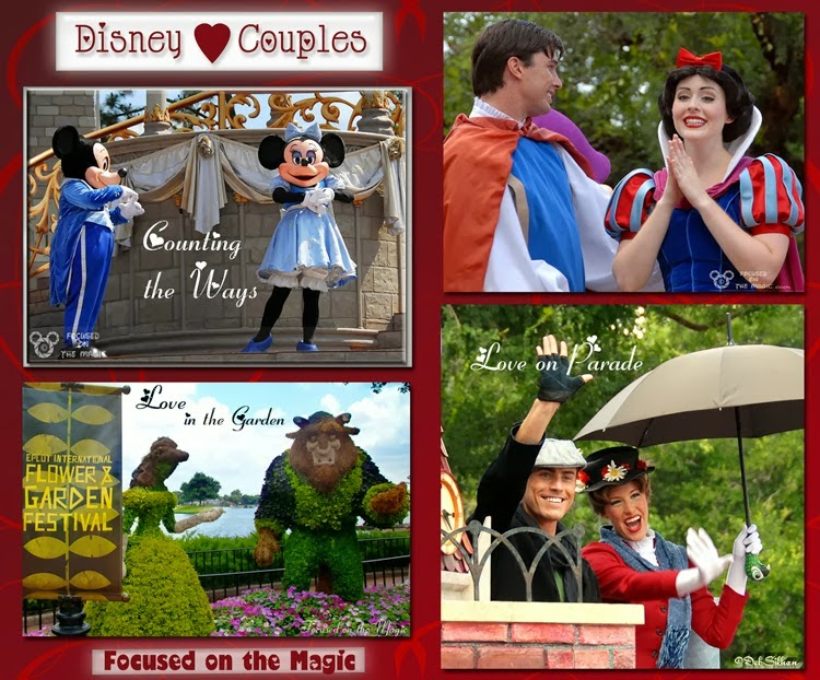 Disney Linkup Party celebrates Disney Love this week.