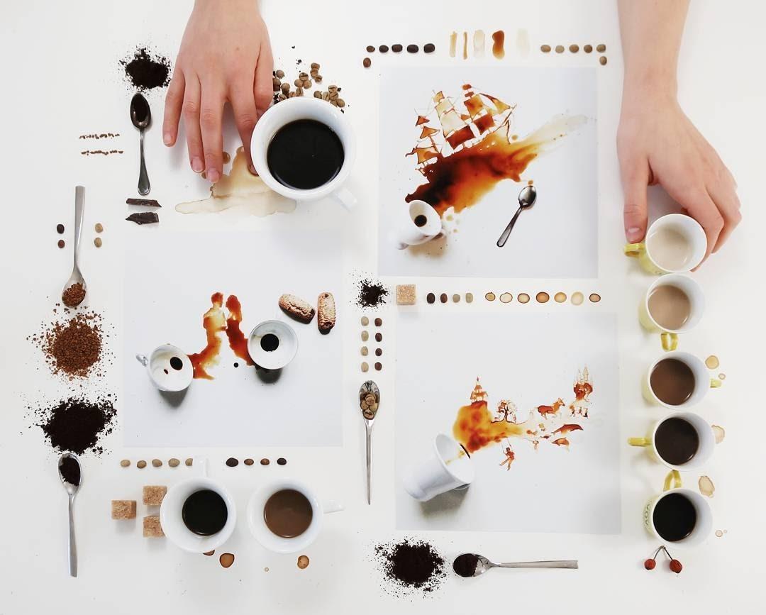 15-Coffee-Art-Giulia-Bernardelli-Coffee-Cup-Paintings-or-Drawings-www-designstack-co