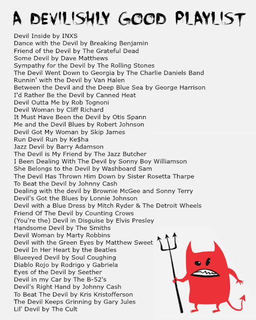 A Devilishly Good Playlist, inspired by Casillero del Diablo Wines by All Roads Lead to the Kitchen