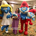 Ho! Ho! Ho! Santa Smurf-Beary Brings Love To The Children Via Dorsett Hospitality International!