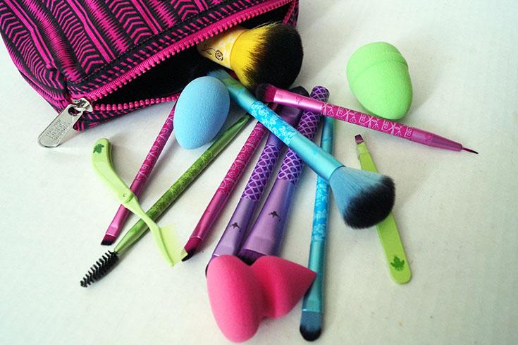soho x disney makeup collection at walgreens