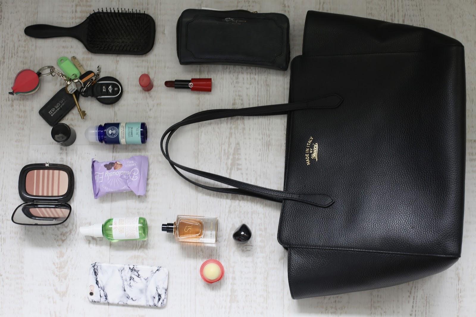 488cd72c047 Emtalks  Top Handbag Essentials And Gucci Swing Bag Review