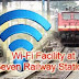 Wi-Fi Facility at Seven Railway Stations