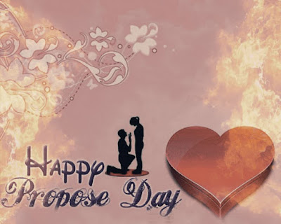 Happy Propose Day Greetings 2017