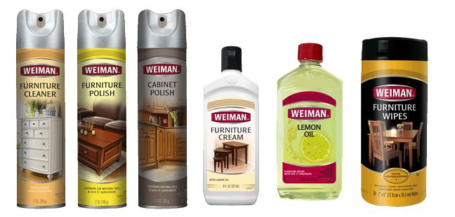 Wood Furniture Cleaner Products