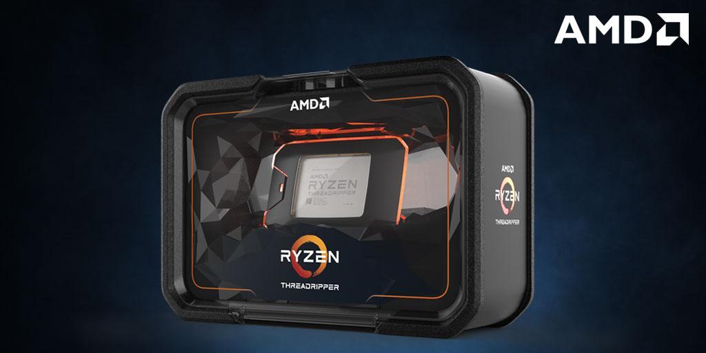 Prosesor AMD Ryzen Threadripper Generasi Kedua 2970WX dan 2920X
