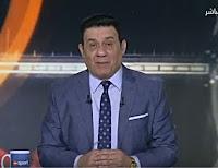 برنامج مساء الأنوار15/3/2017 مدحت شلبى و نجوم فريق الداخلية