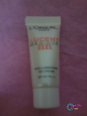 LOREAL LUCENT MAGIQUE BB SKIN LUMINATING BB CREAM