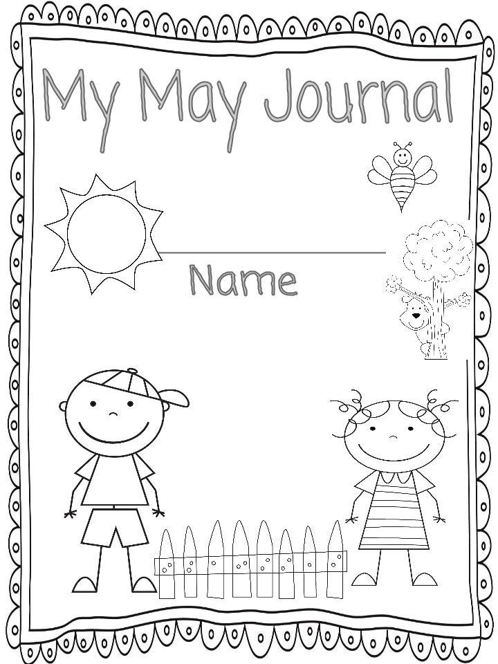 Mrs. McGinnis' Little Zizzers: May or Summer Journal