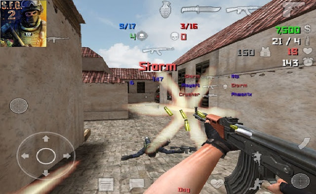 Download Special Forces Group 2 MOD Apk Data Unlimited Money