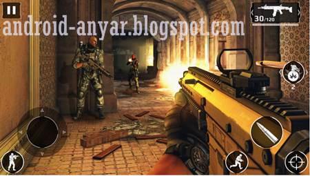 Download Modern Combat .APK Game Tembak-tembakan Android 3D Shooter Terbaik No.1