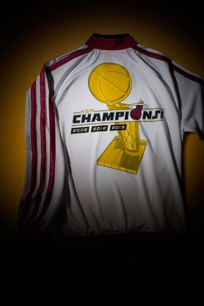 Nwk To Mia Adidas And Miami Heat Unveil Nba Championship Ring Ceremony Collection
