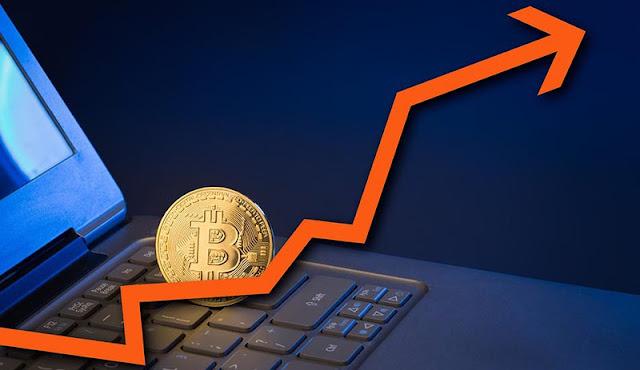 Harga Bitcoin Mulai Naik , Pertanda Bitcoin Akan Naik Sampai 500 Juta ?
