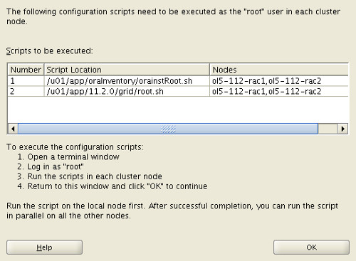 rac commands 11gr2