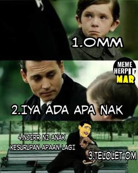 Meme Om Telolet Om