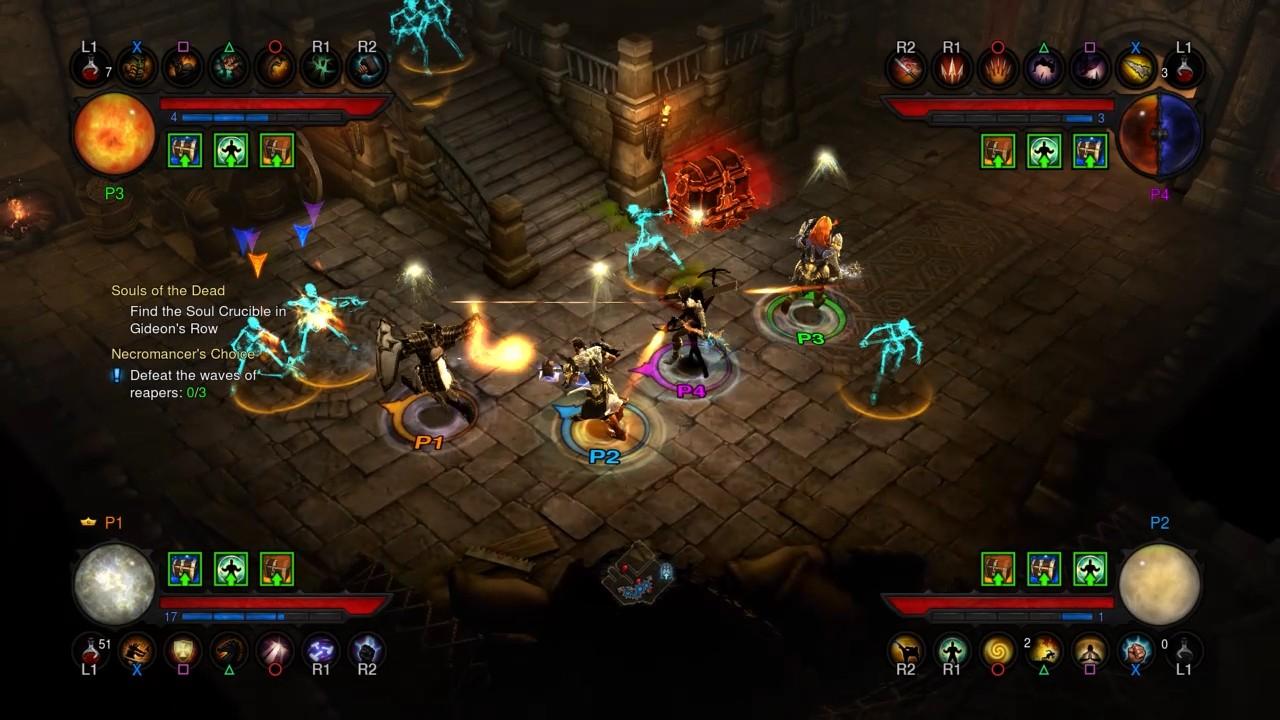 Hoy llega la décima temporada de Diablo III a PC, PS4 y ONE, ¡dad la bienvenida al modo aventura y las fallas!