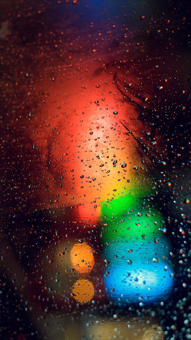 Iphone5 Wallpaper Landscapes: Free Download Colorful Abstract Light HD Wallpapers For