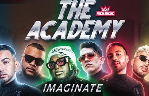 Rich Music LTD & Sech & Dalex & Justin Quiles & Lenny Tavarez & Feid & Cazzu - Imaginate