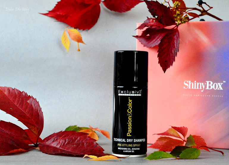 ExtraBox Beauty&Shape by ShinyBox - Exclusive Polska Technical Dry Shampoo