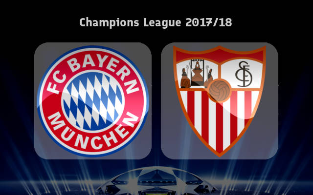 Bayern Munich vs Sevilla Full Match And Highlights