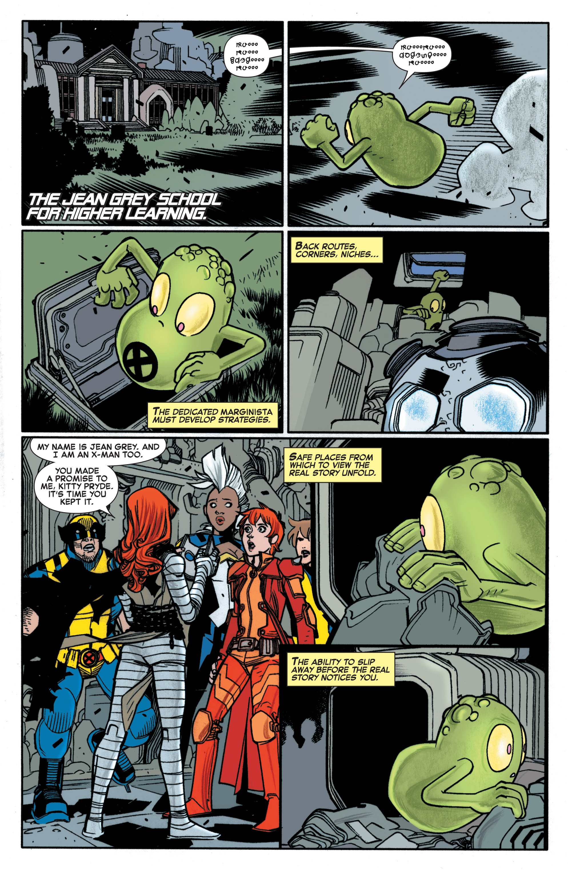 Read online All-New Doop comic -  Issue #1 - 17