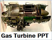 gas turbine ppt seminar report