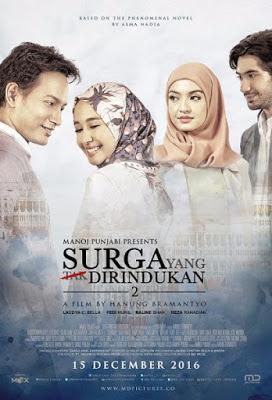 Download Film Surga Yang Tak Dirindukan 2 (2016) Gratis Full Movie