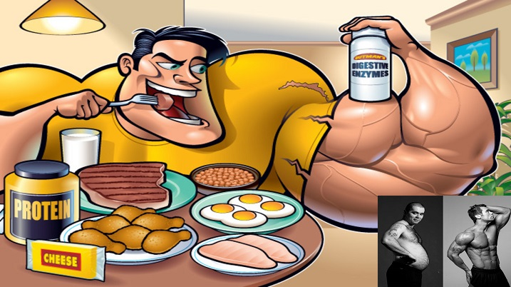 5-Key-Nutrition-Rules-For-Building-Muscle-Gains
