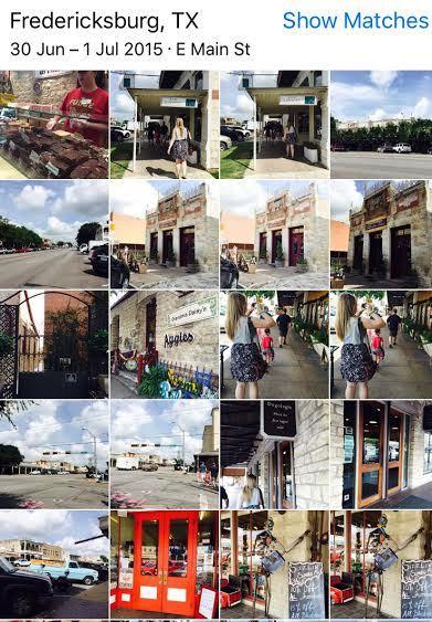 travels, travelling, Texas iOS 10,