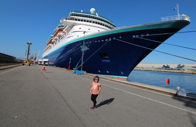 Cruceros con niños: unas pedazo de vacaciones familiares