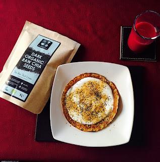 Healthy Bee Organic Chia Pancakes