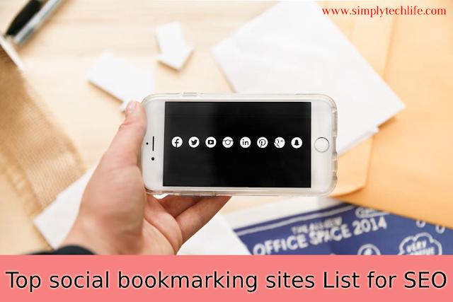 Social_bookmarking_site_list | simplytechlife.com